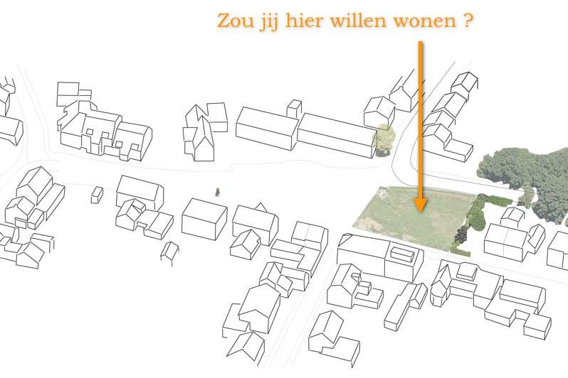 Bouw je eigen huis aan het Beatrixplein