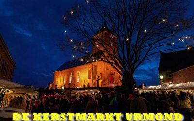 Zondag 9 december 2018: Kerstmarkt Urmond