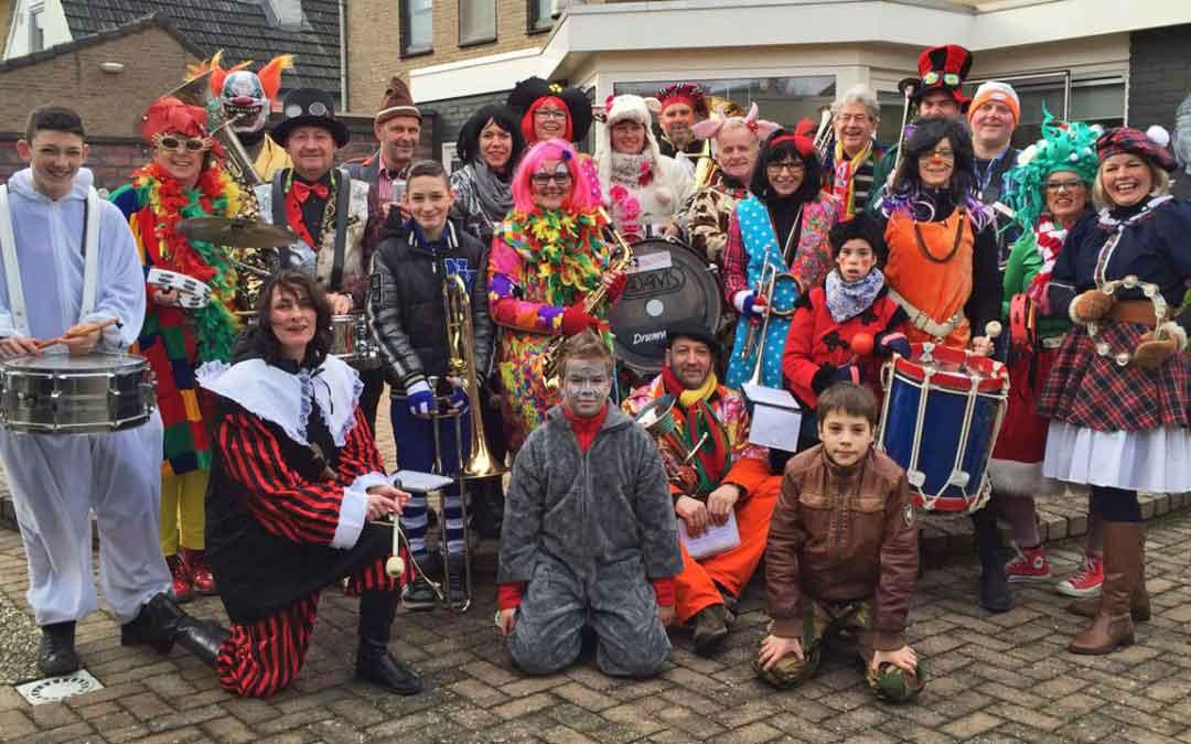 Zaterdag 12 januari: Carnavalsmis in Berg aan de Maas