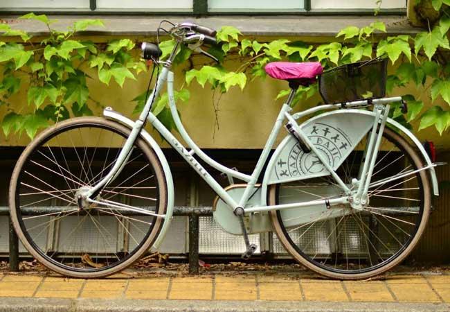 Doneer een oude fiets!