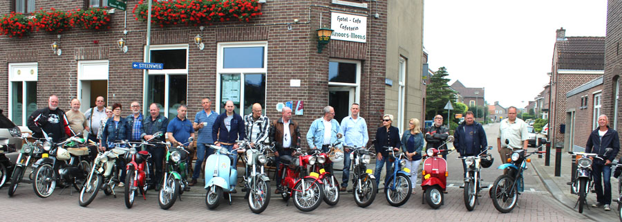 "Oldtimer Toerclub ""Brom To Be Wild"""