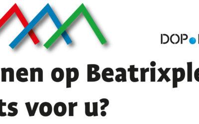 Dinsdag 12 maart 2019: Informatieavond Wonen op het Beatrixplein